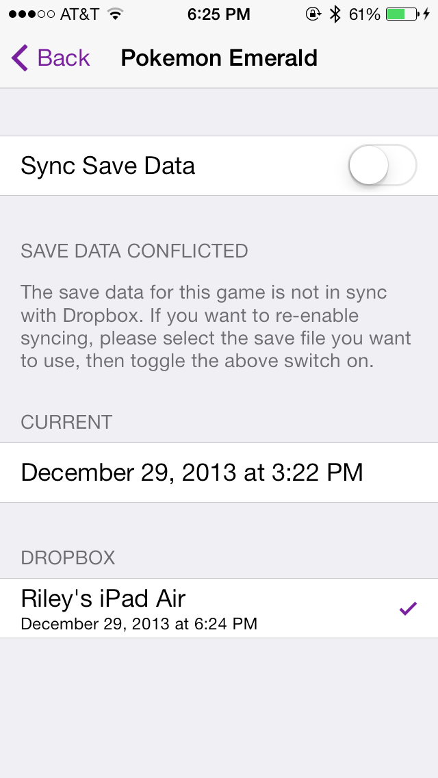 GBA4iOSApp com, Current Progress, and Future of GBA4iOS | Riley Testut