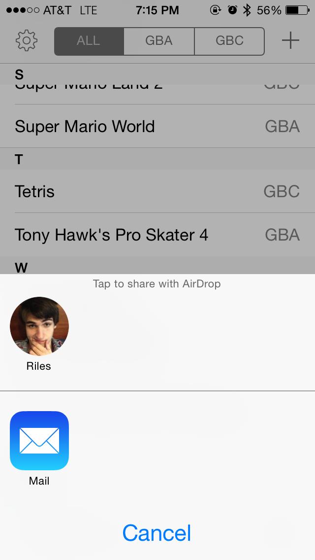 GBA4iOS Hidden Features   Riley Testut
